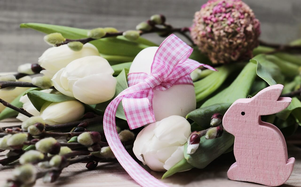 Μήνυμα και ευχές για ένα υπέροχο Πάσχα!