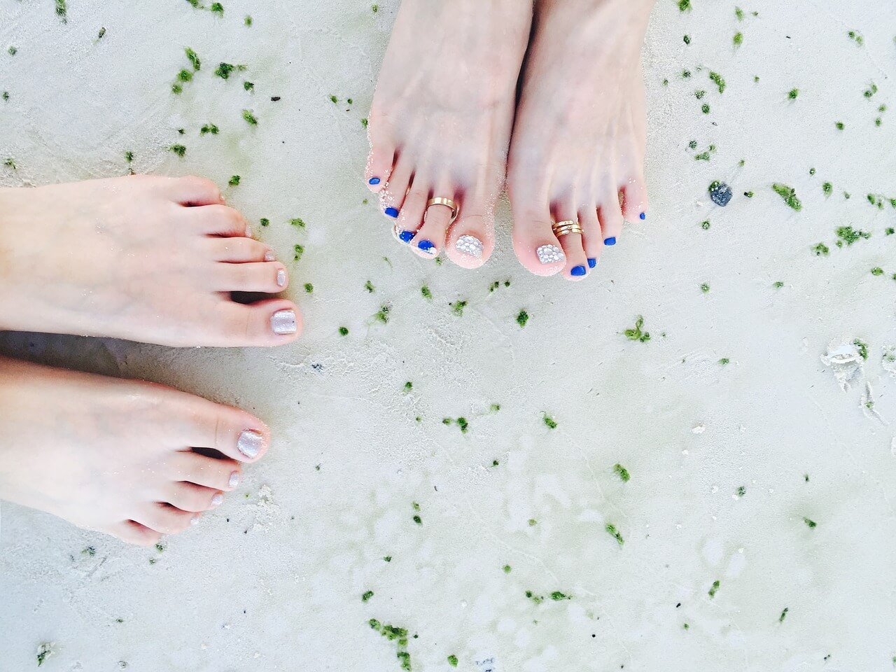 Καλοκαίρι και Μύκητες Νυχιών; Μάθετε πώς να προστατευτείτε!