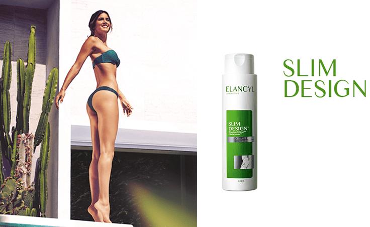 Νέο Προϊόν από την Elancyl – Elancyl Slim Design… Καινοτομία με σύμπλεγμα Καφεΐνης 3D!