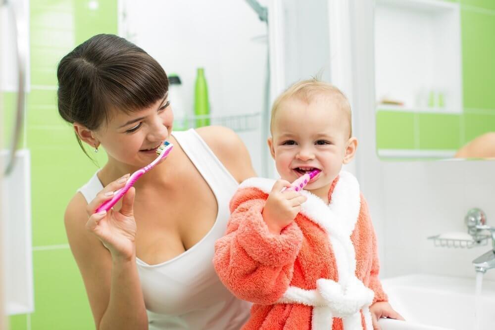Η σωστή στοματική υγιεινή του παιδιού μας, πότε πρέπει να γίνει η πρώτη επίσκεψη στον οδοντίατρο;