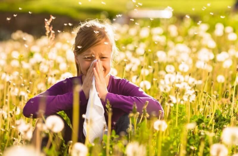 Άνοιξη και Αλλεργική ρινίτιδα…Κι όμως υπάρχει λύση!