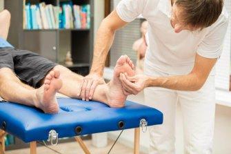 Πως μπορεί ο διαβήτης να επηρεάσει τα πόδια;