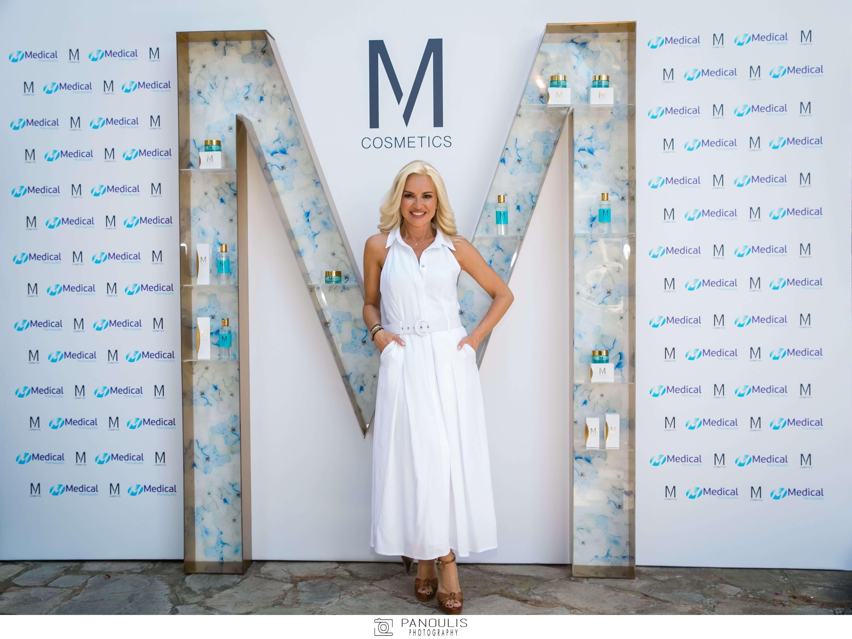 M Cosmetics από την Μαρία Μπεκατώρου!