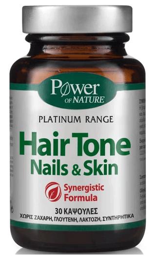 power health hair nails skin