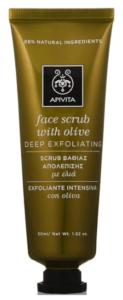 apivita face scrub