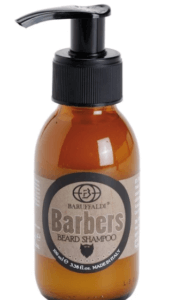 barbers beard shampoo