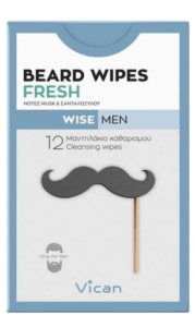beard wise men beard wipes
