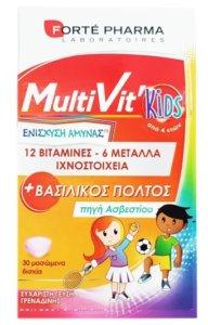 forte pharma multivit kids