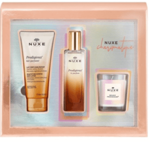 nuxe charismatique gift set