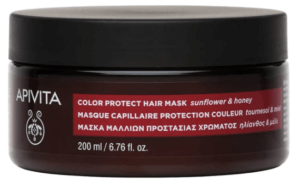 apivita color protect hair mask