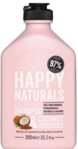 happy naturals colour care shampoo