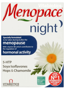menopace vitabiotics night