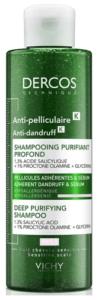 Vichy Dercos Anti-Dandruff K Deep Purifying Shampoo