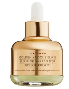korres golden krocus serum