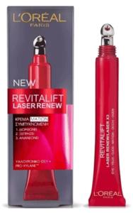 loreal revitalift review eye cream