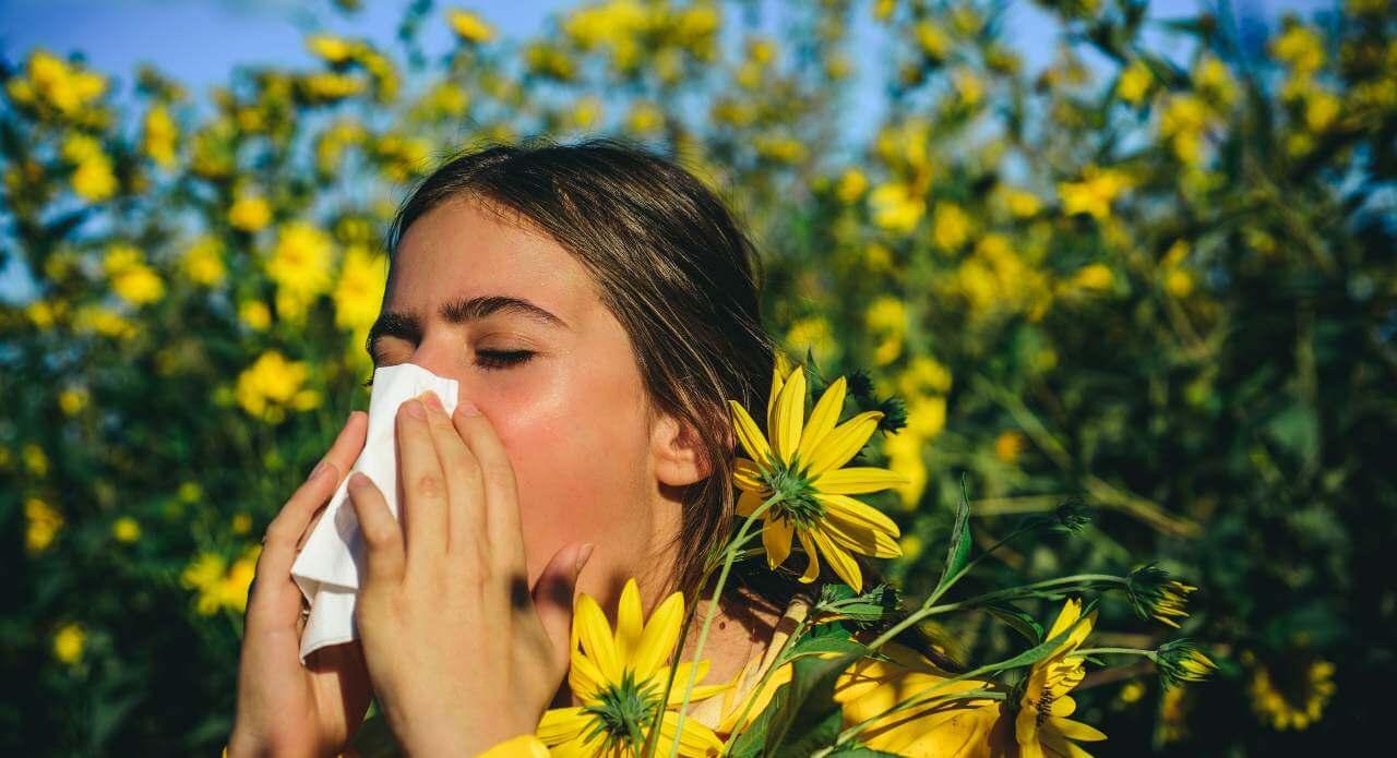 Πώς θα απαλλαγείτε από τις ανοιξιάτικες αλλεργίες