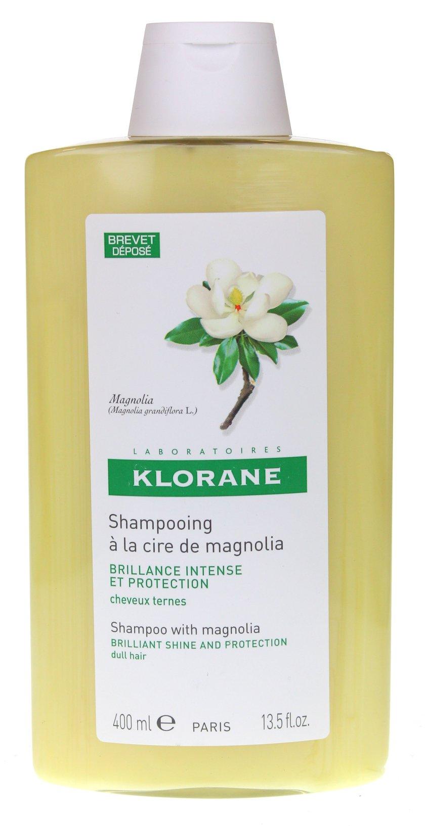 Klorane Shampoo Magnolia Σαμπουάν με Μανόλια για Λάμψη 200ml