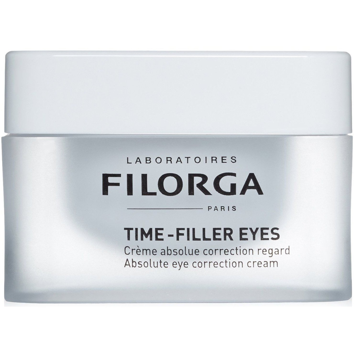 Filorga Time-Filler Eyes Αντιρυτιδική & Ενυδατική Κρέμα Ματιών Απόλυτης Διόρθωσης των Σημαδιών Γήρανσης 15ml
