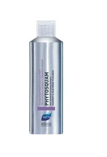 Phyto Phytosquam Anti Dandruff Purifying Shampoo Αντιπιτυριδικό Εξυγιαντικό Σαμπουάν Για Μαλλιά Με Τάση Λιπαρότητας 200ml