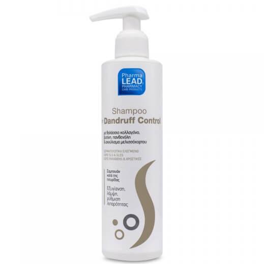 Pharmalead Shampoo Dandruff Control Σαμπουάν Κατά της Πιτυρίδας250ml