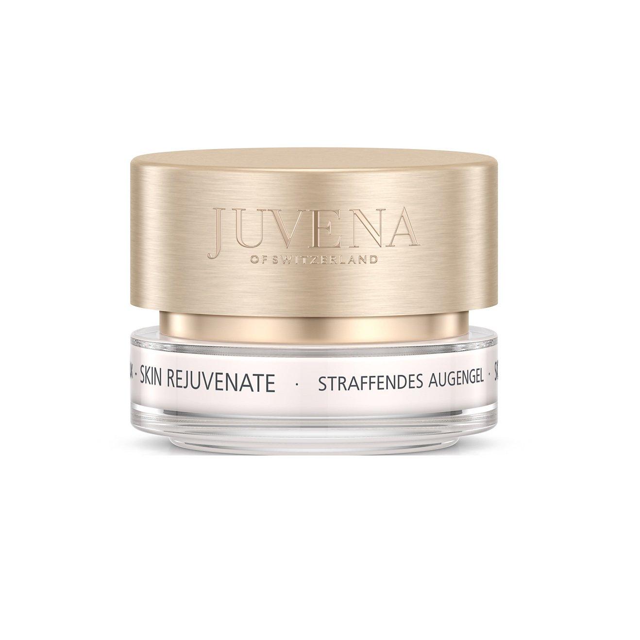 Juvena Skin Rejuvenate Lifting Eye Gel Αντιγηραντικό Gel Διπλής Δράσης που Συσφίγγει Ορατά την Περιοχή Γύρω Από τα Μάτια 15ml