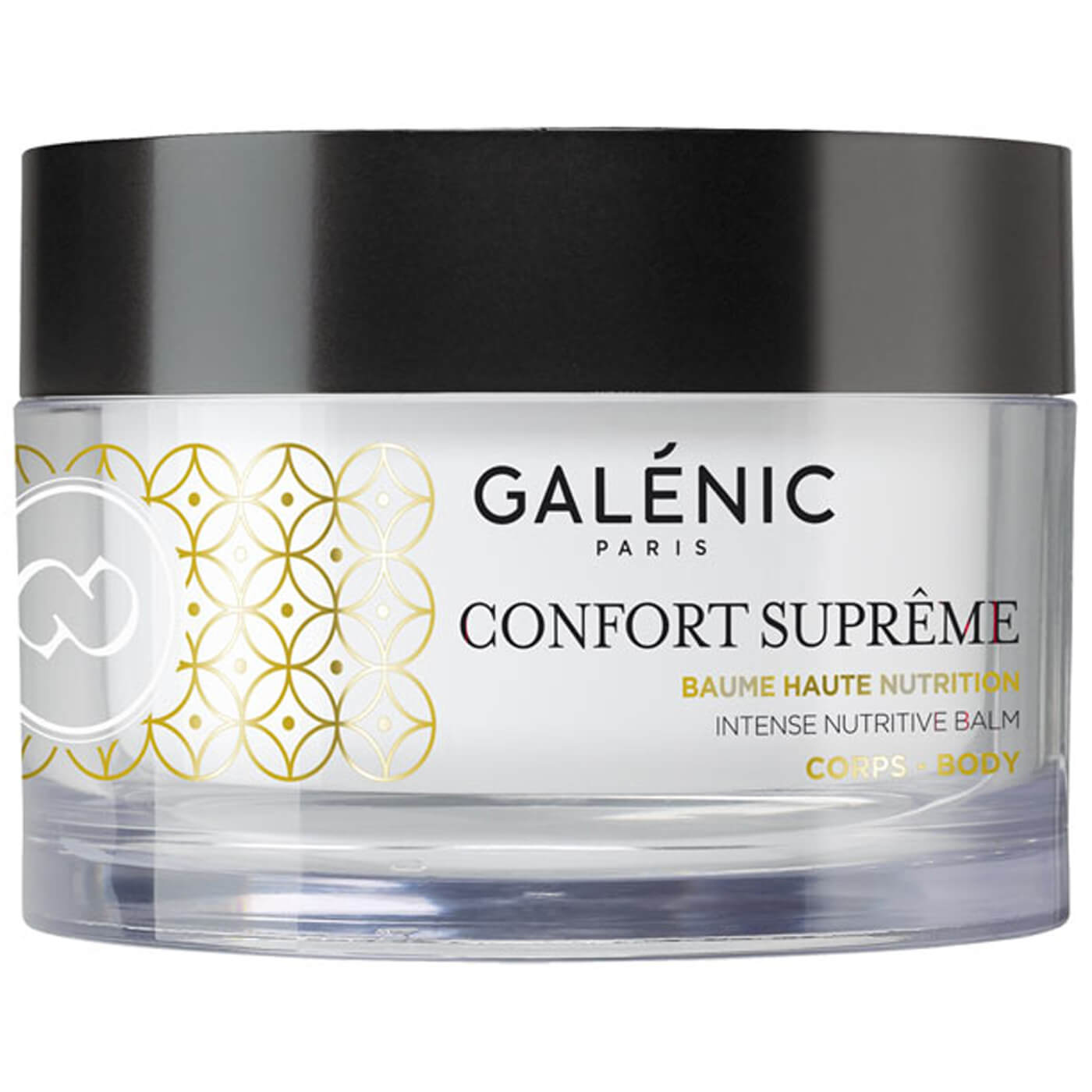 Galenic Confort Supreme Baume Haute Nutrition Βάλσαμο Εντατικής Θρέψης για το Σώμα με Ξεχωριστό Άρωμα 200ml