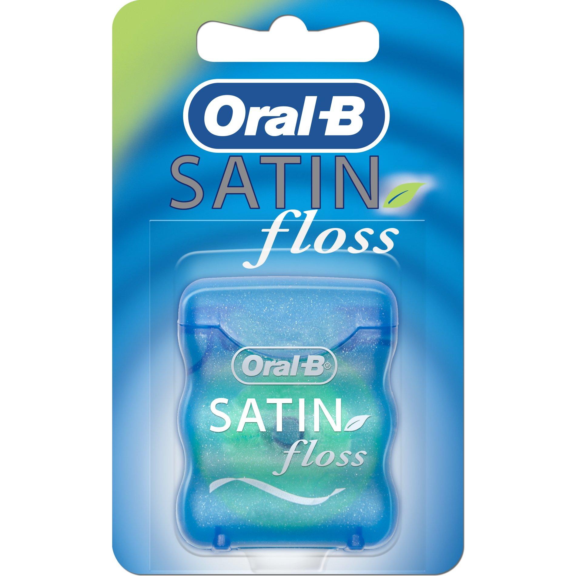 Oral-B Satin Floss Οδοντικό Νήμα 25m