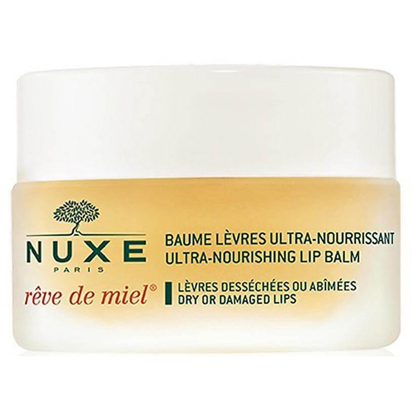 Nuxe Reve de Miel Baume Levres Βάλσαμο Θρέψης & Ενυδάτωσης ΧειλιώνΠροσφορά -30% 15ml