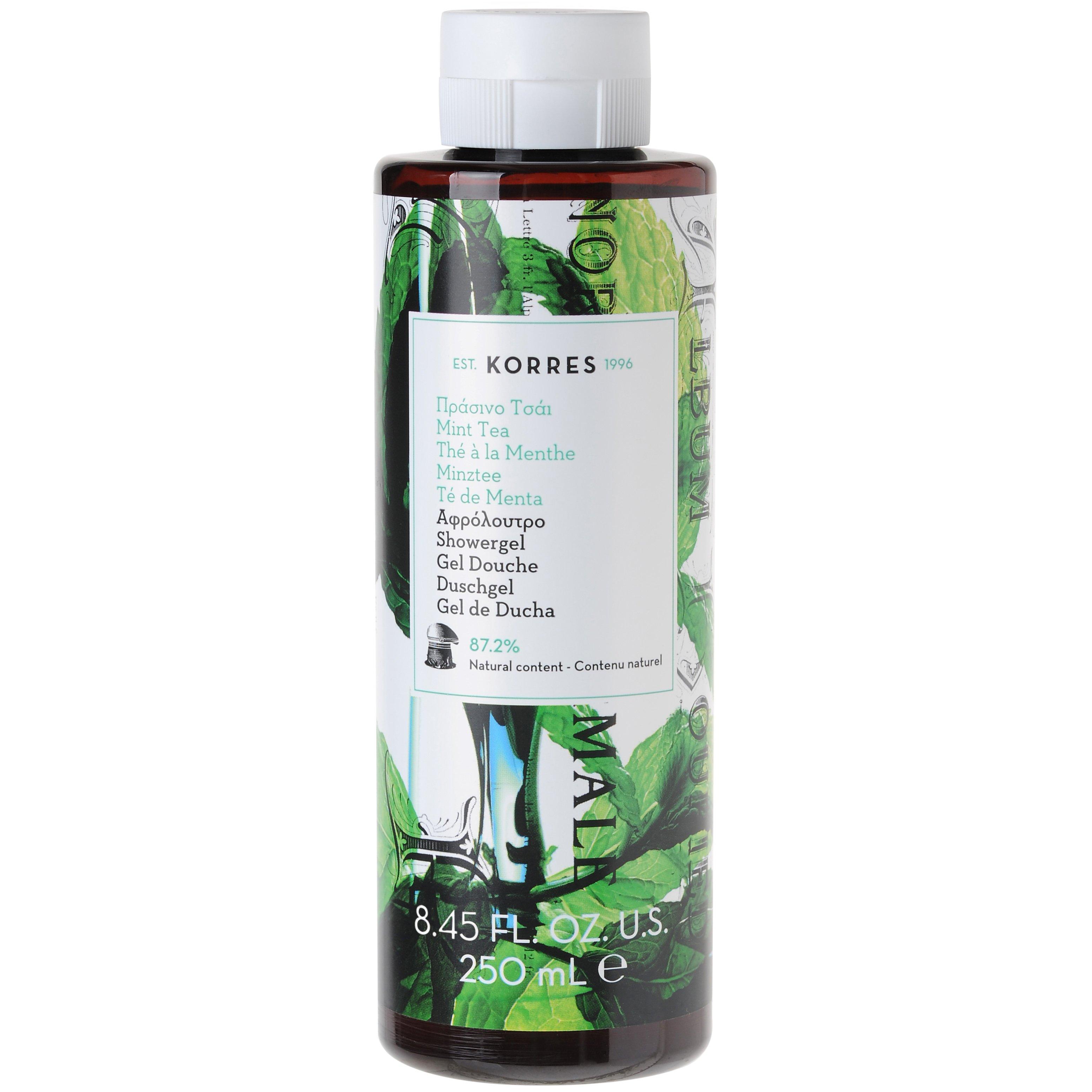 Korres Πράσινο Τσάι Οικείο, Δροσερό &Ξεχωριστό Αφρόλουτρο 250ml