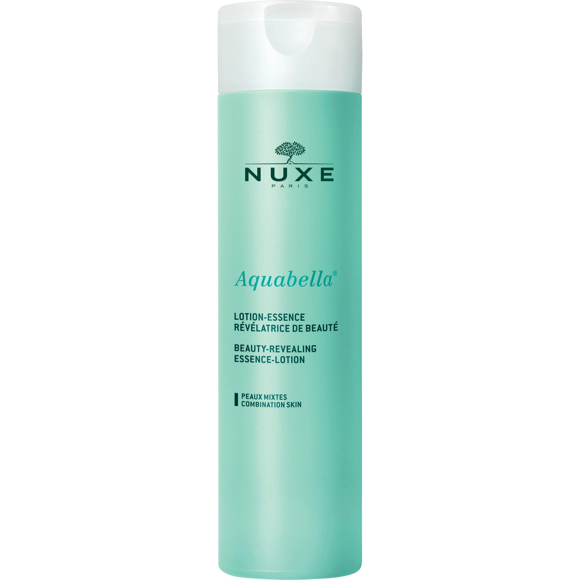 Nuxe Aquabella Beauty-Revealing Essence-Lotion Τονωτική Λοσιόν Καθαρισμού Προσώπου για Κανονικές – Μικτές Επιδερμίδες 200ml