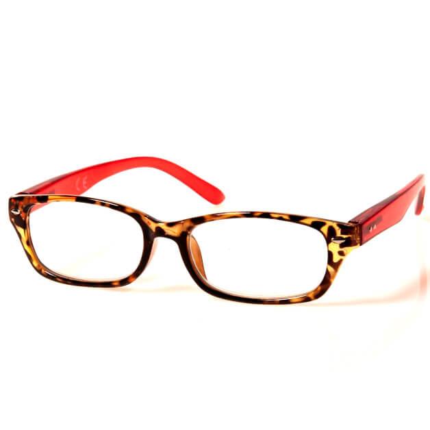 Frog Optical Γυαλιά Πρεσβυωπίας με Κοκκάλινο Σκελετό Ταρταρούγα – Κόκκινο C100 – 1,00