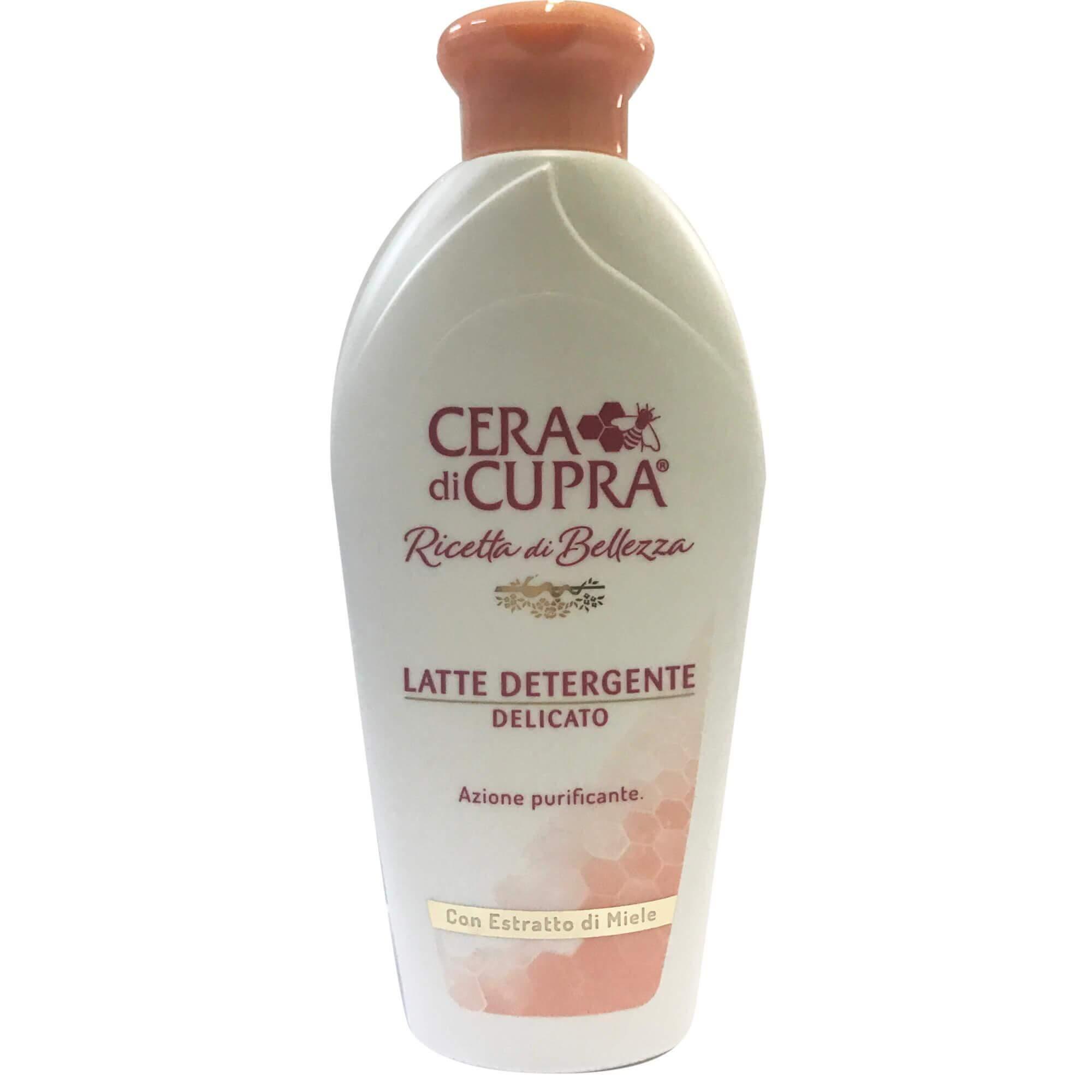 Cera di Cupra Ricetta di Bellezza LatteDetergente Καθαριστικό ΓαλάκτωμαΠροσώπου 200ml