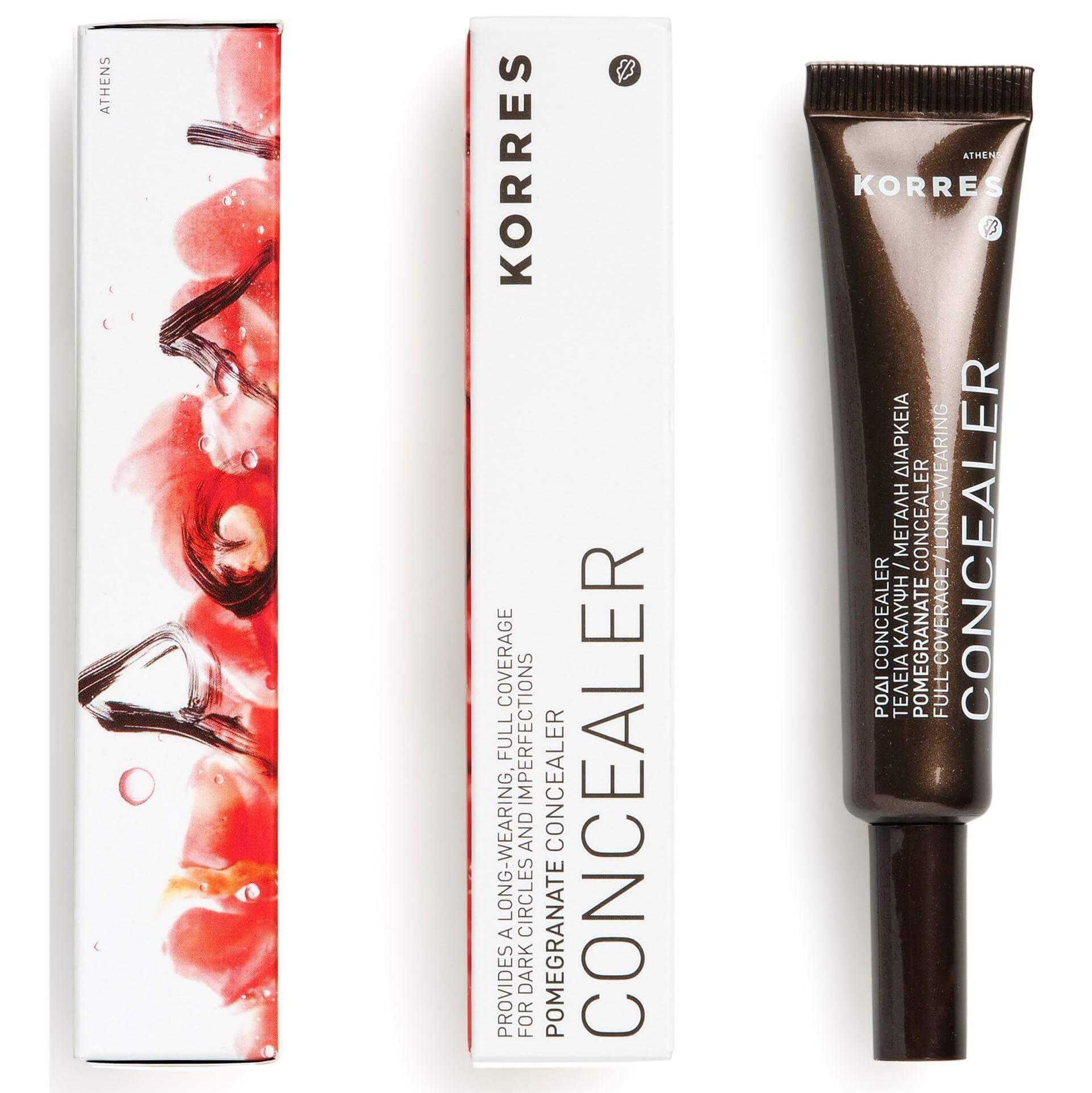 Korres Pomegranate/Ρόδι Concealer Μαύροι Κύκλοι / Ατέλειες 10ml – PC1