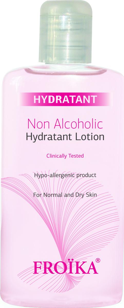 Froika Non Alcoholic Hydratant Lotion Λοσιόν Καθαρισμού Προσώπου & Σώματος 200ml