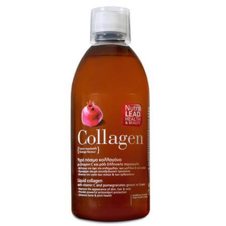 Nutralead Πόσιμο Κολλαγόνο (collagen) Με Ρόδι (500ml)