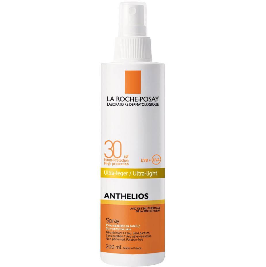 La Roche-Posay Anthelios Spray Spf30ΑντηλιακόΣώματος Υψηλής Προστασίας σε SprayΧωρίς Άρωμα 200ml