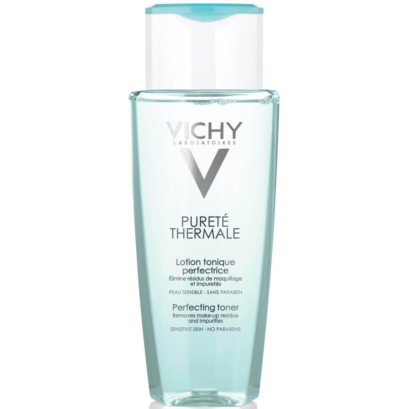 Vichy Purete Thermal Lotion Pnm Τονωτική Λοσιόν Καθαρισμού για Ευαίσθητες Επιδερμίδες 200ml