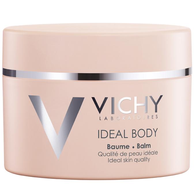 Vichy Ideal Body Baume Bάλσαμο Σώματος Ιδανικό για Ξηρές Έως Πολύ Ξηρές Επιδερμίδες για την Καθημερινή Ενυδάτωση 200ml