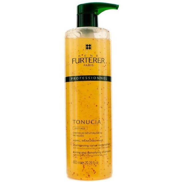 Rene Furterer Tonucia Shampooing Tonifiant Τονωτικό Σαμπουάν για Κουρασμένα Μαλλιά600 ml