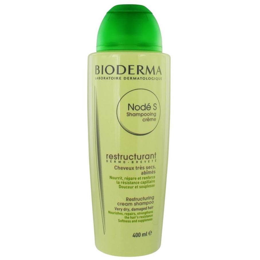 Bioderma Node S Cream Shampoo – Σαμπουάν για την Αναδόμηση του Υδρολιπιδικού Φίλμ του Τριχωτού της Κεφαλής 400ml