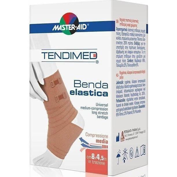 Master Aid Tendimed Υπερελαστικός Επίδεμος – 4.5 x 6cm