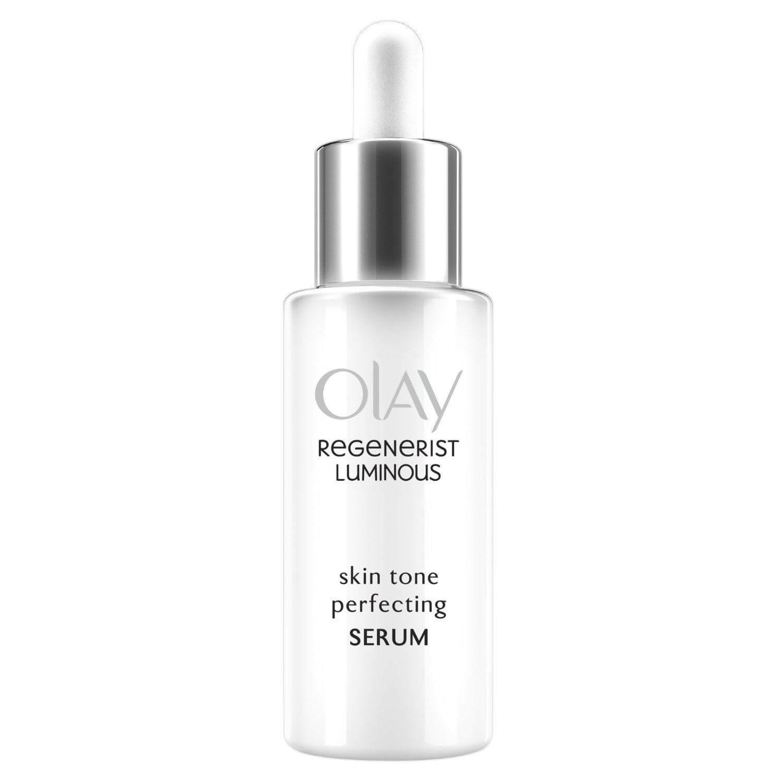 Olay Regenerist Luminous Skin Tone Perfecting Serum Ορός Λάμψης Αναζωογονεί την Όψη της Επιδερμίδας 40ml