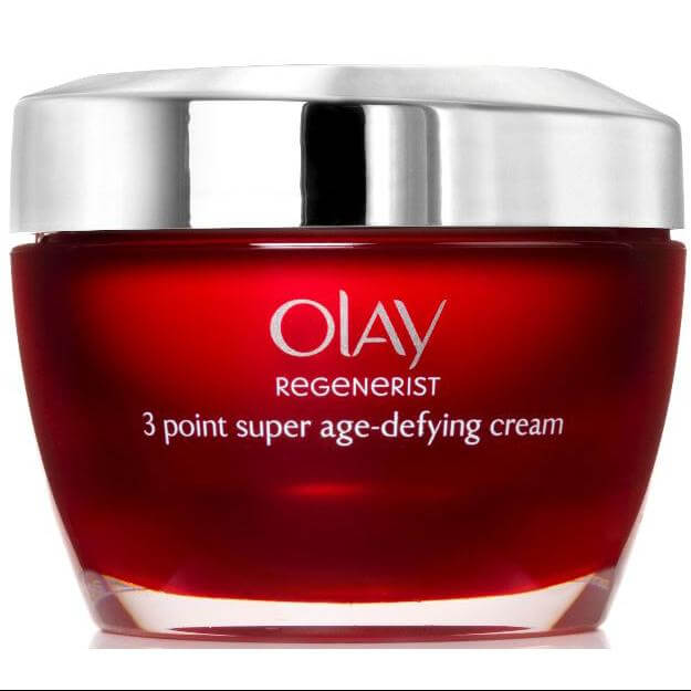 Olay Regenerist 3 Point Super Age Defying Cream Αντιγηραντική & Ενυδατική Κρέμα Προσώπου Στοχευμένης Δράσης 3 Σημείων 50ml