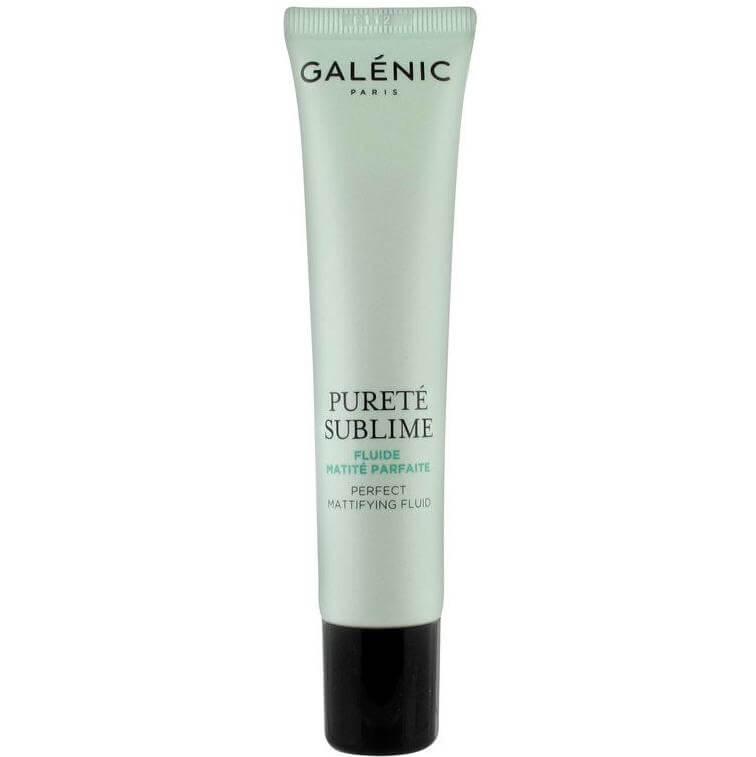Galenic Purete Sublime Fluide Matite Parfait Λεπτόρρευστη Κρέμα για Ματ Όψη 40ml