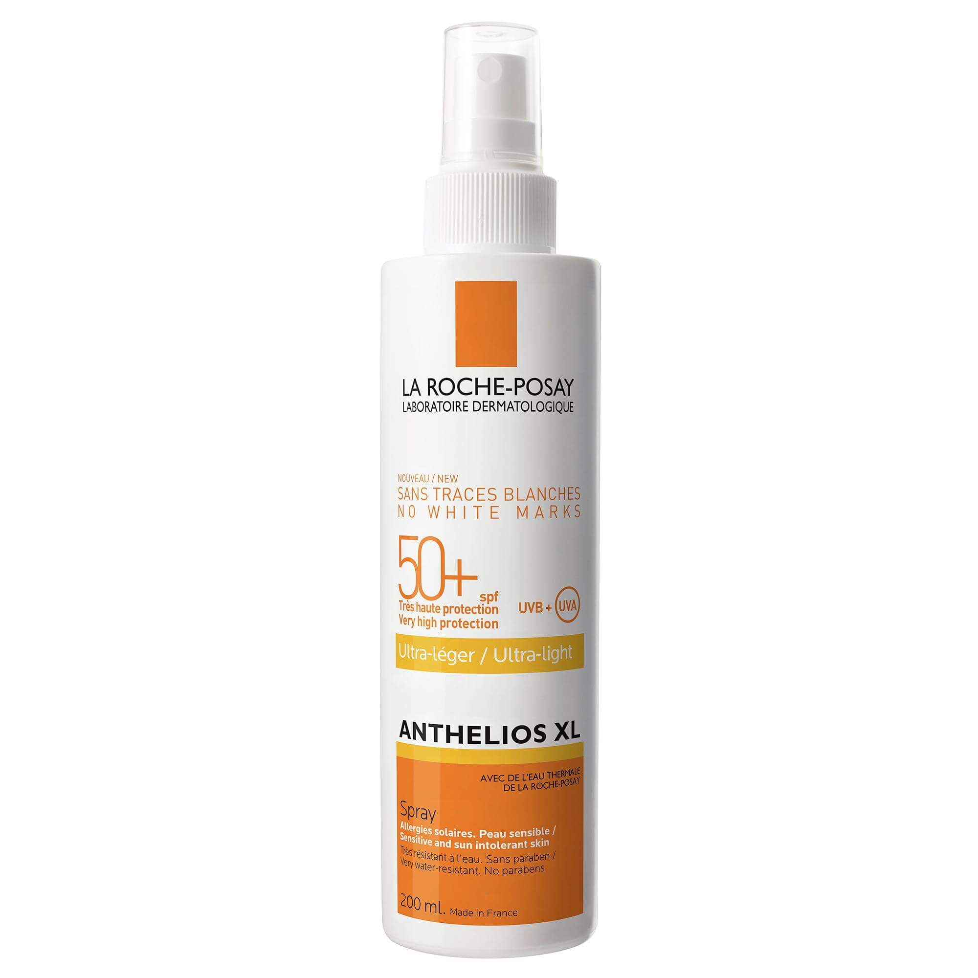 La Roche-Posay Anthelios XL Ultra-Light Spray Spf50+Αντηλιακό SprayΣώματος 200ml