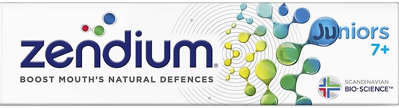Zendium Παιδική Οδοντόκρεμα για Ηλικίες από 7 Ετών 75ml
