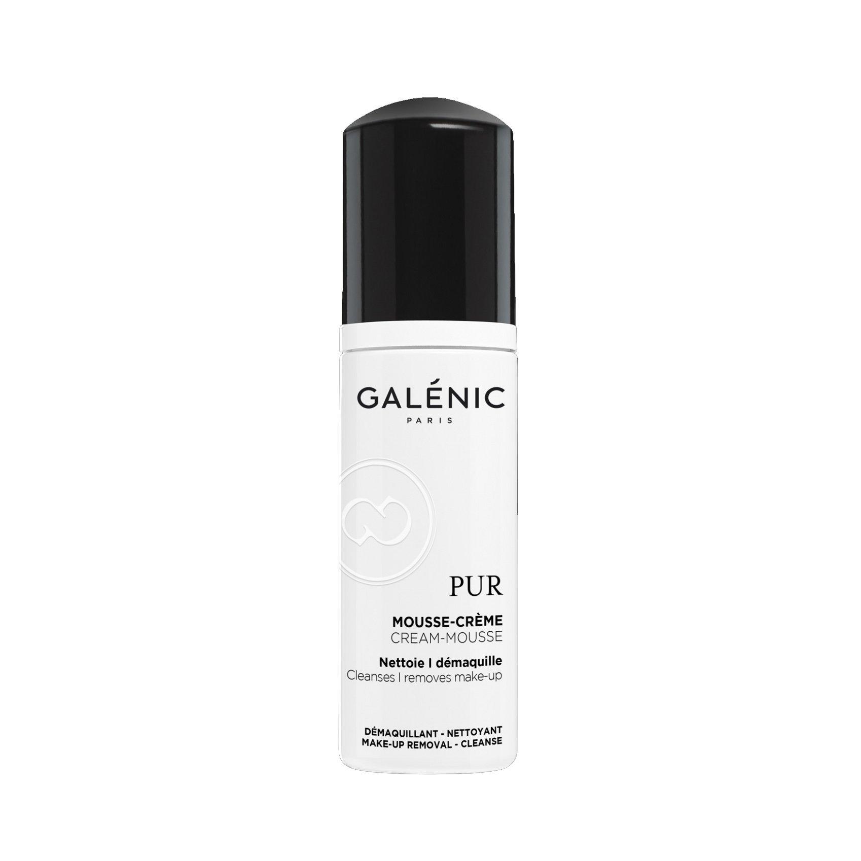 Galenic Pur Mousse-Creme Αφρός Καθαρισμού & Ντεμακιγιάζ για το Πρόσωπο 150ml