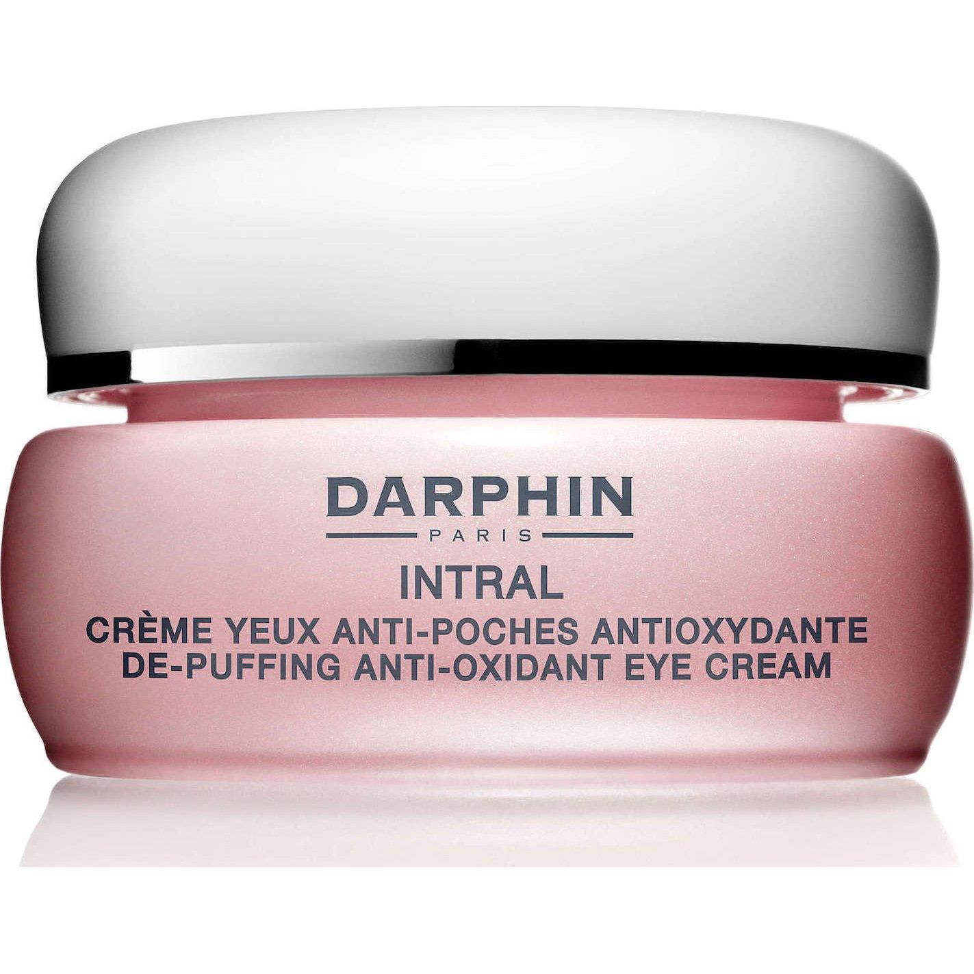Darphin Intral De-Puffing Anti-Oxidant Eye Cream Κρέμα με Υφή Gel για Μάτια με Ισχυρή Αντιοξειδωτική Δράση 15ml