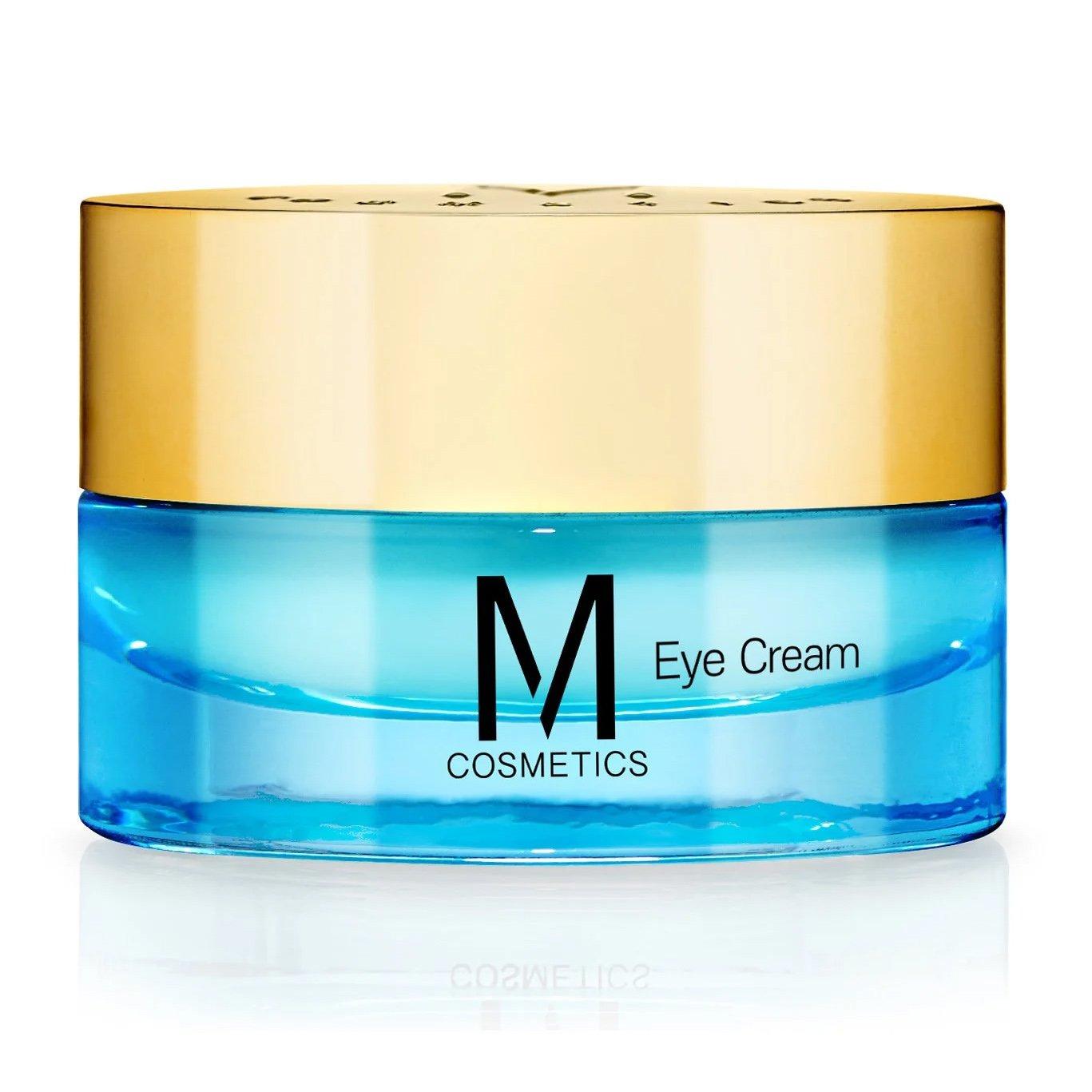 M Cosmetis Eye Cream Κρέμα Ματιών Ολοκληρωμένης Αντιρυτιδικής & Συσφικτικής Δράσης 15ml