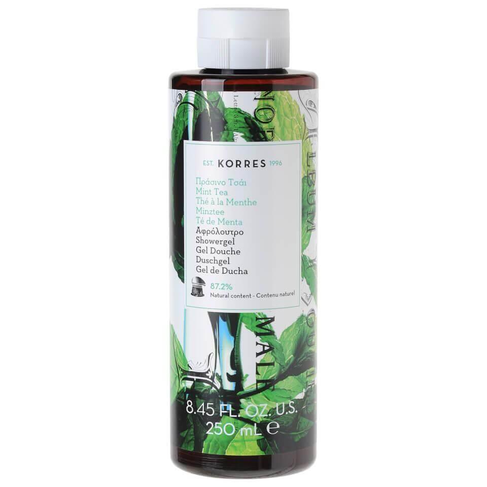 Korres Πράσινο Τσάι Οικείο, Δροσερό &Ξεχωριστό Αφρόλουτρο 250ml υγιεινή   σώμα   αφρόλουτρα creme douche